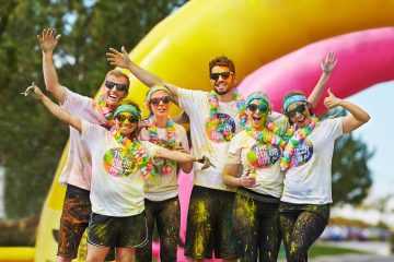 The Color Run | Discount Code