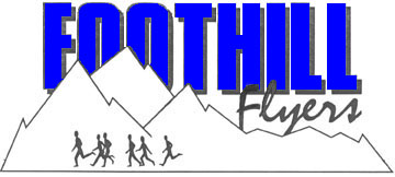 Local Running Club: Foothill Flyers