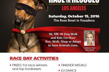 Race For The Rescues | Oct 15