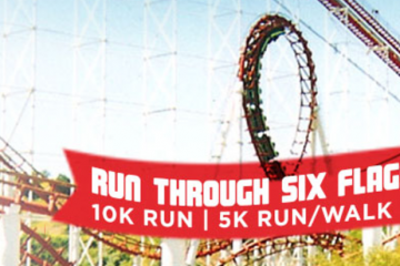Discount Code for Coaster Run @ 6 Flags | April 2nd