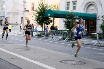 Steffy runs Fifth Avenue Mile in NYC   Sept 10