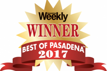 Best of Pasadena – Another Year of Winning!