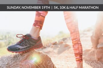 Pasadena Trail Marathon back ON for Nov 19th!
