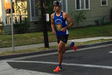 De La Cruz takes 2nd in Whittier Spooktacular 5K