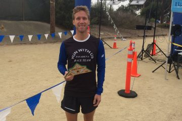 Schmidt takes 2nd in Kenneth Hahn Eco 8k | 10/2