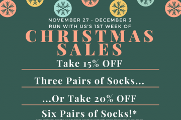 1st Week of Christmas Sales 11/27-12/3