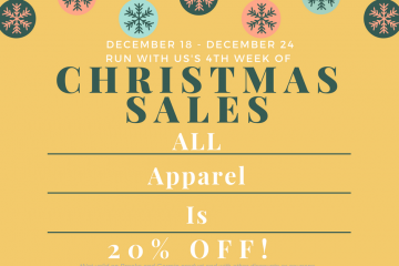 4th Week of Christmas Sales 12/18-12/24