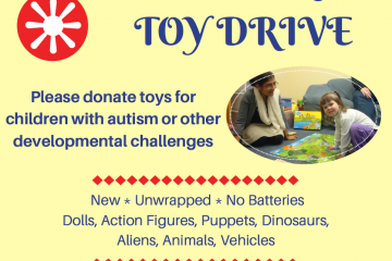 Holiday Toy Drive at RWU until 12/20