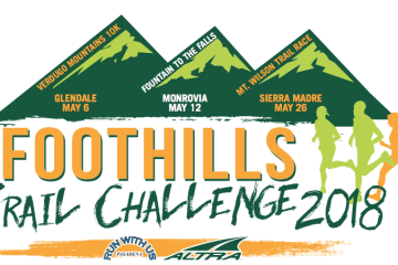 Will You Take The Foothills Trail Challenge 2018?