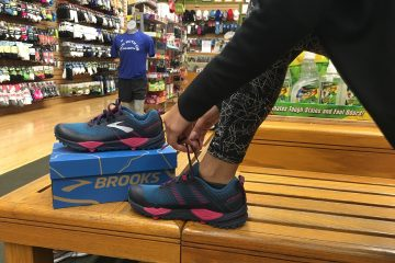 New Brooks Shoes – May 22