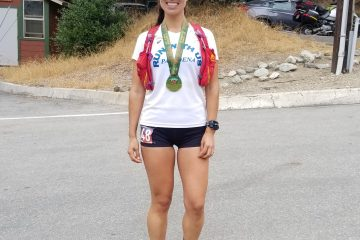 Lopez Takes 1st Overall Female in Monrovia 30K