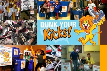 Donate Your Old Sneakers at RWU For a Great Cause