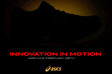 You Don't Want To Miss This ASICS Launch…