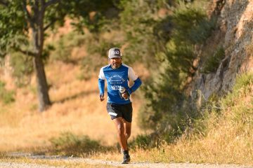 Ramierz Takes 1st in Born to Run Ultra Marathon!