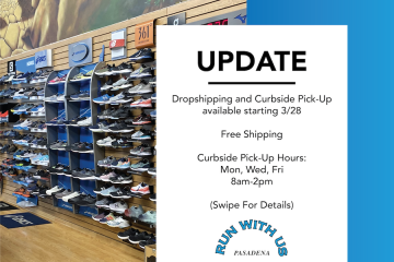 Curbside Pick-Up & Dropshipping Starting 3/28