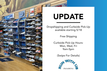 New Extended Curbside Pick-Up Hours 9-5 MWF