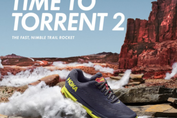 Hit the Trails in the New HOKA Torrent 2