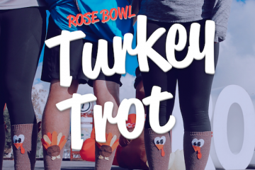 Participate in the 3rd Annual Rose Bowl Turkey Trot