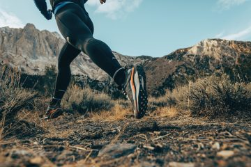 Sport The North Face on your Trail Runs!