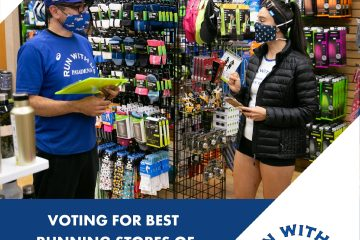 Vote RWU for Best Running Store in America!
